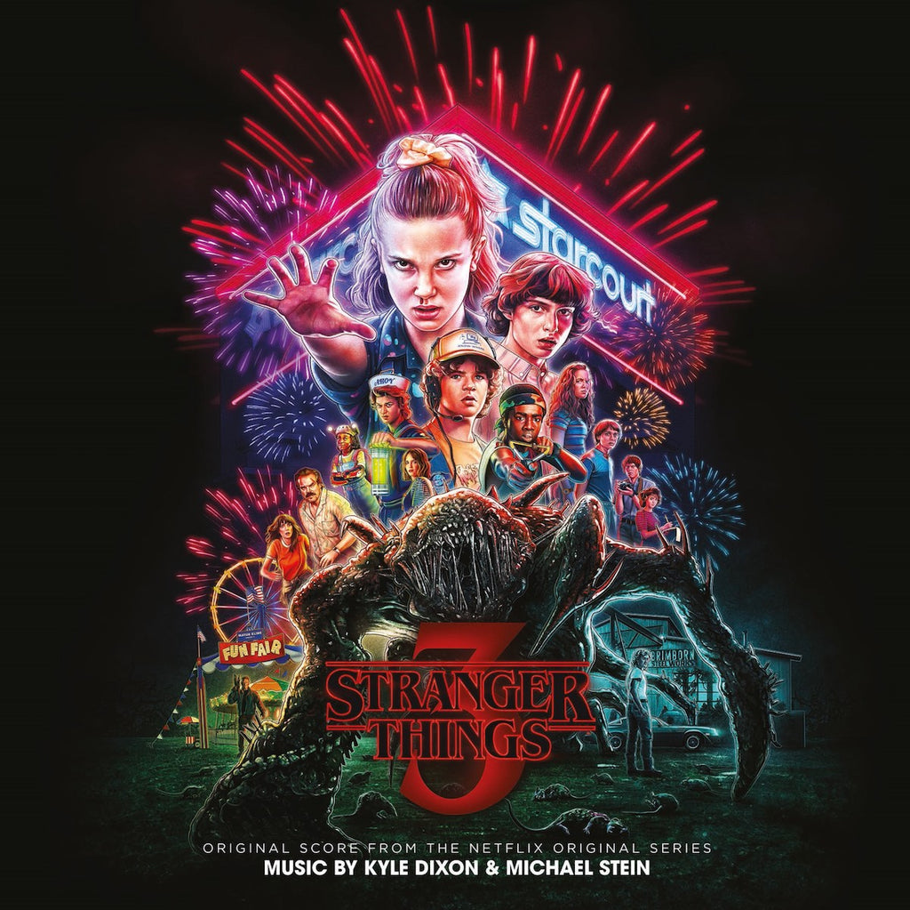 Kyle Dixon & Michael Stein - Stranger Things 3 [Original Score from the Netflix Series]