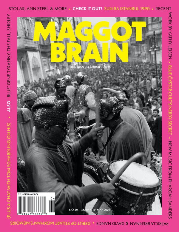 Maggot Brain - Issue 4