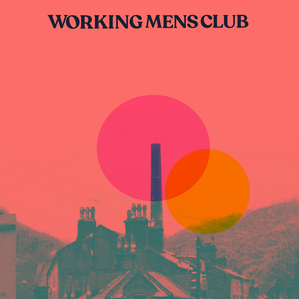 "Working Men's Club - Bad Blood / Suburban Heights [Ultra Clear Vinyl 7""]"