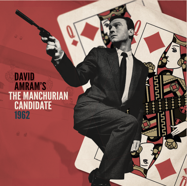 David Amram - The Manchurian Candidate