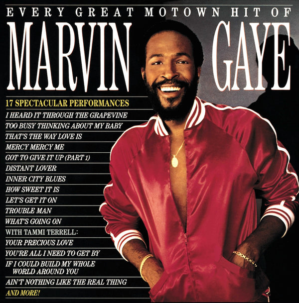 Marvin Gaye - Every Great Motown Hit [2020 Repress]