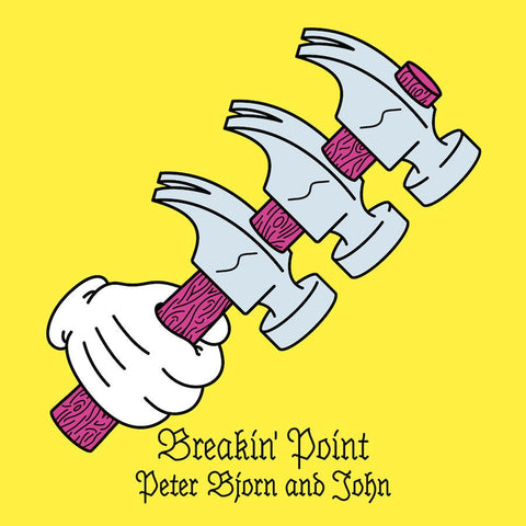 Peter Bjorn And John - Breakin' Point