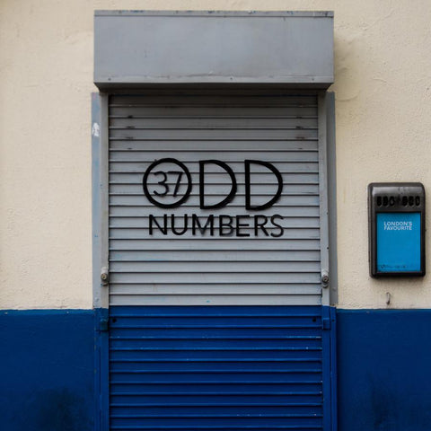 Various Artists - 37 Adventures presents Odd Numbers Volume 1