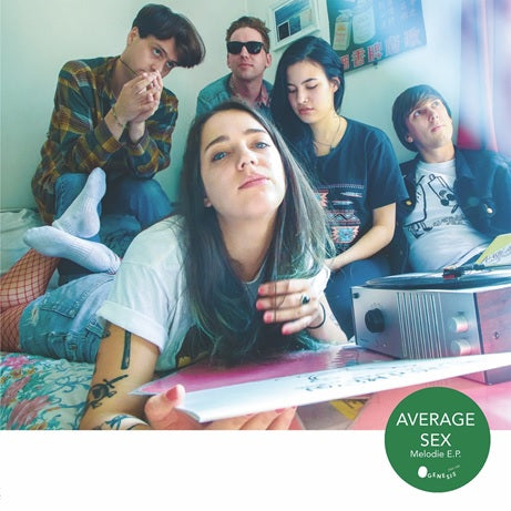Average Sex - Melodie EP