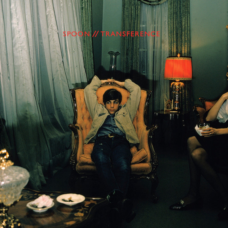 Spoon - Transference [2020 Repress]