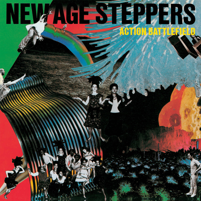 New Age Steppers	- Action Battlefield [2021 Reissue]