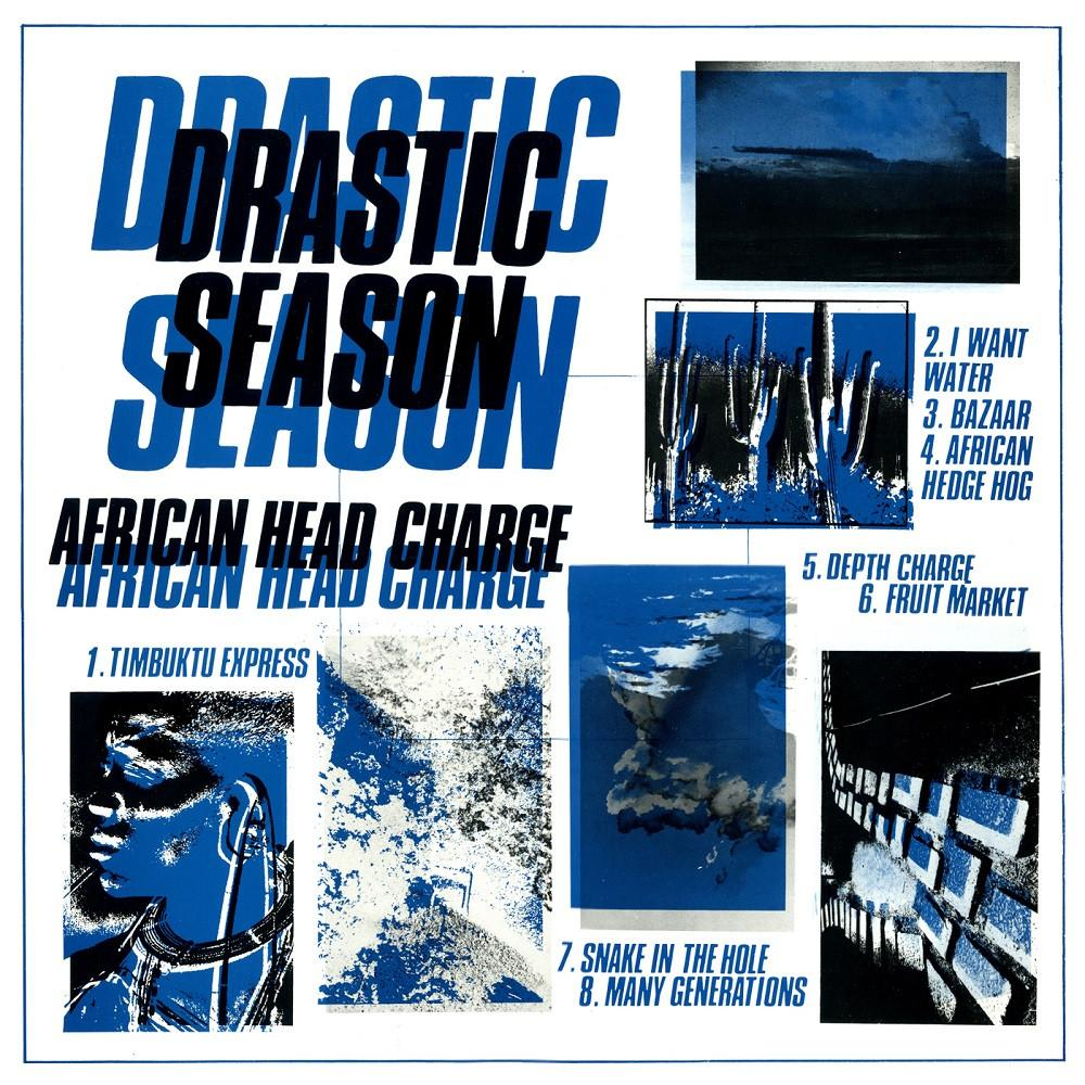 African Head Charge - Drastic Season - Drift Records