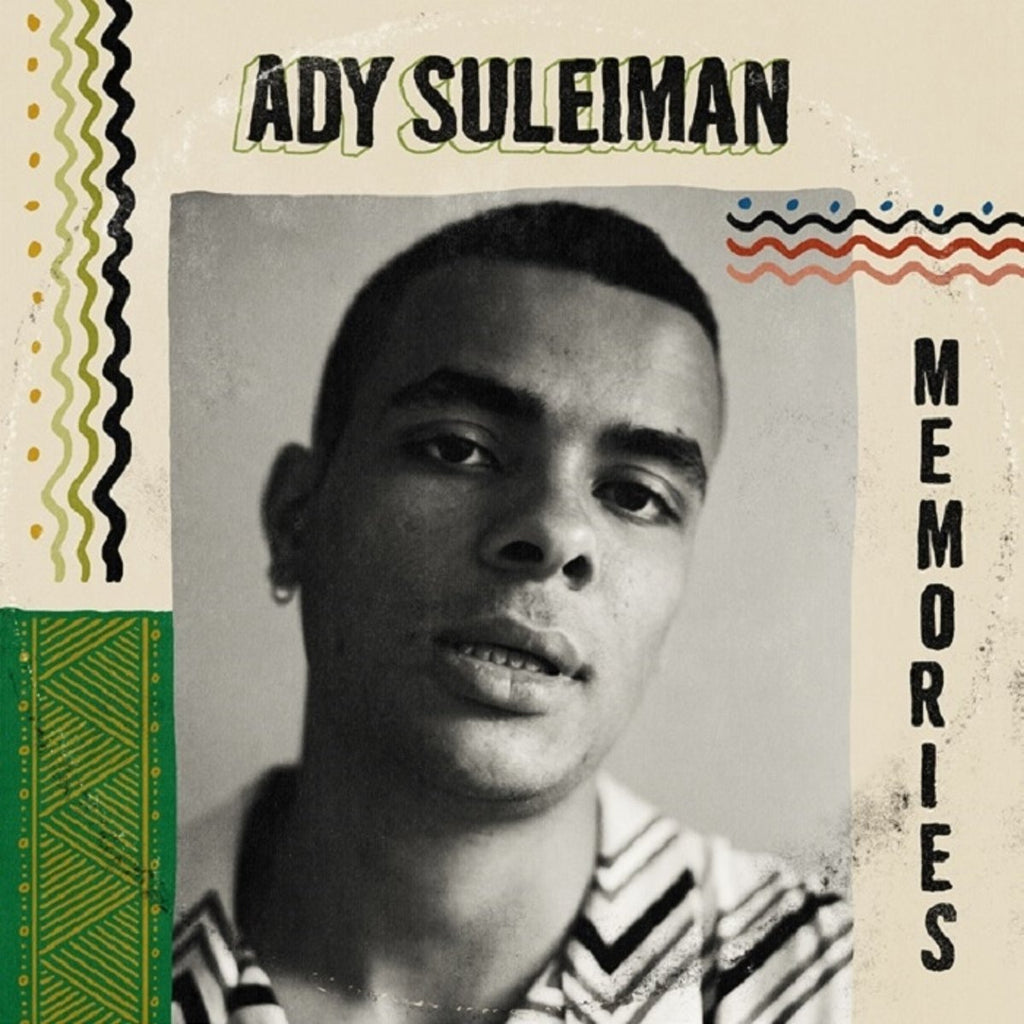 Ady Suleiman - Memories - Drift Records