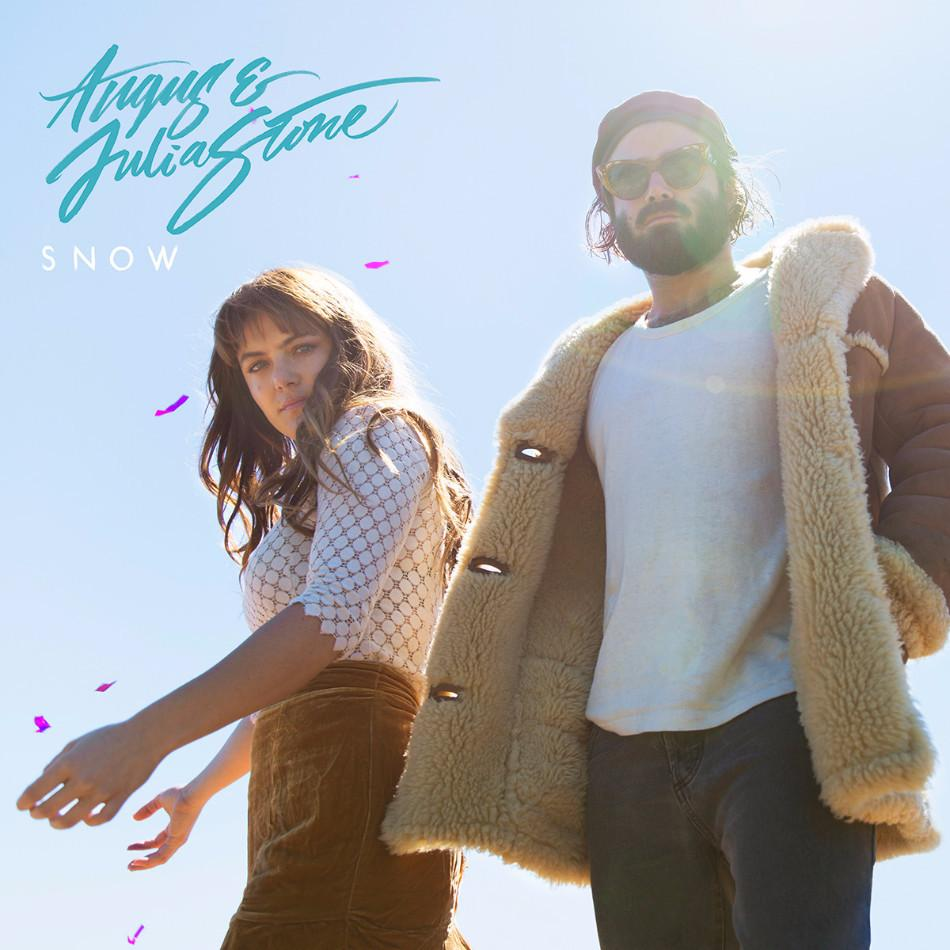 Angus & Julia Stone - Snow - Drift Records