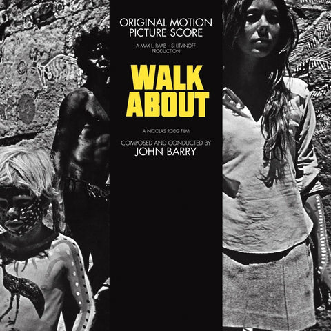 John Barry - Walkabout OST
