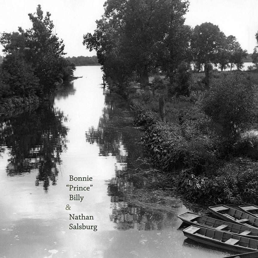 Bonnie Prince Billy and Nathan Salsburg - Untitled (Beargrass Song + 2EP) - Drift Records