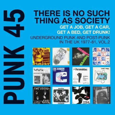Soul Jazz Present - There Is No Such Thing As Society