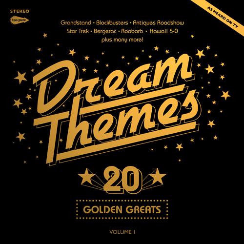 Dream Themes - 20 Golden Greats - Drift Records