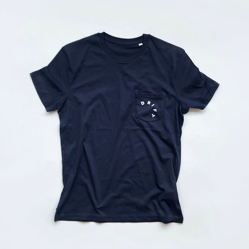 Drift - Pocket T Shirt [French Navy]