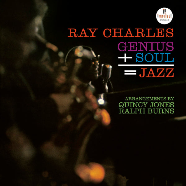 Ray Charles - Genius + Soul = Jazz [2021 Reissue]