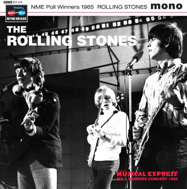 The Rolling Stones - NME Poll Winners 1965 EP [Limited 7