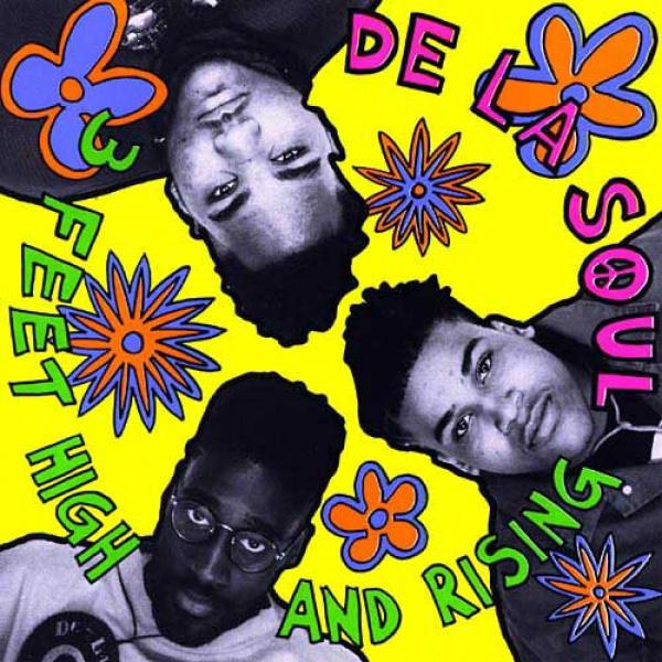 De La Soul - 3 Feet High And Rising - Drift Records