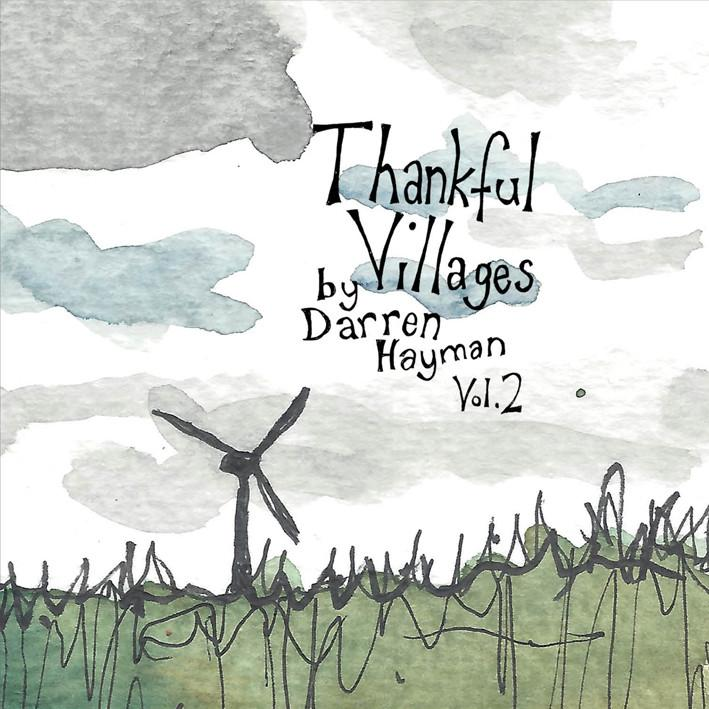Darren Hayman - Thankful Villages Volume 2 - Drift Records