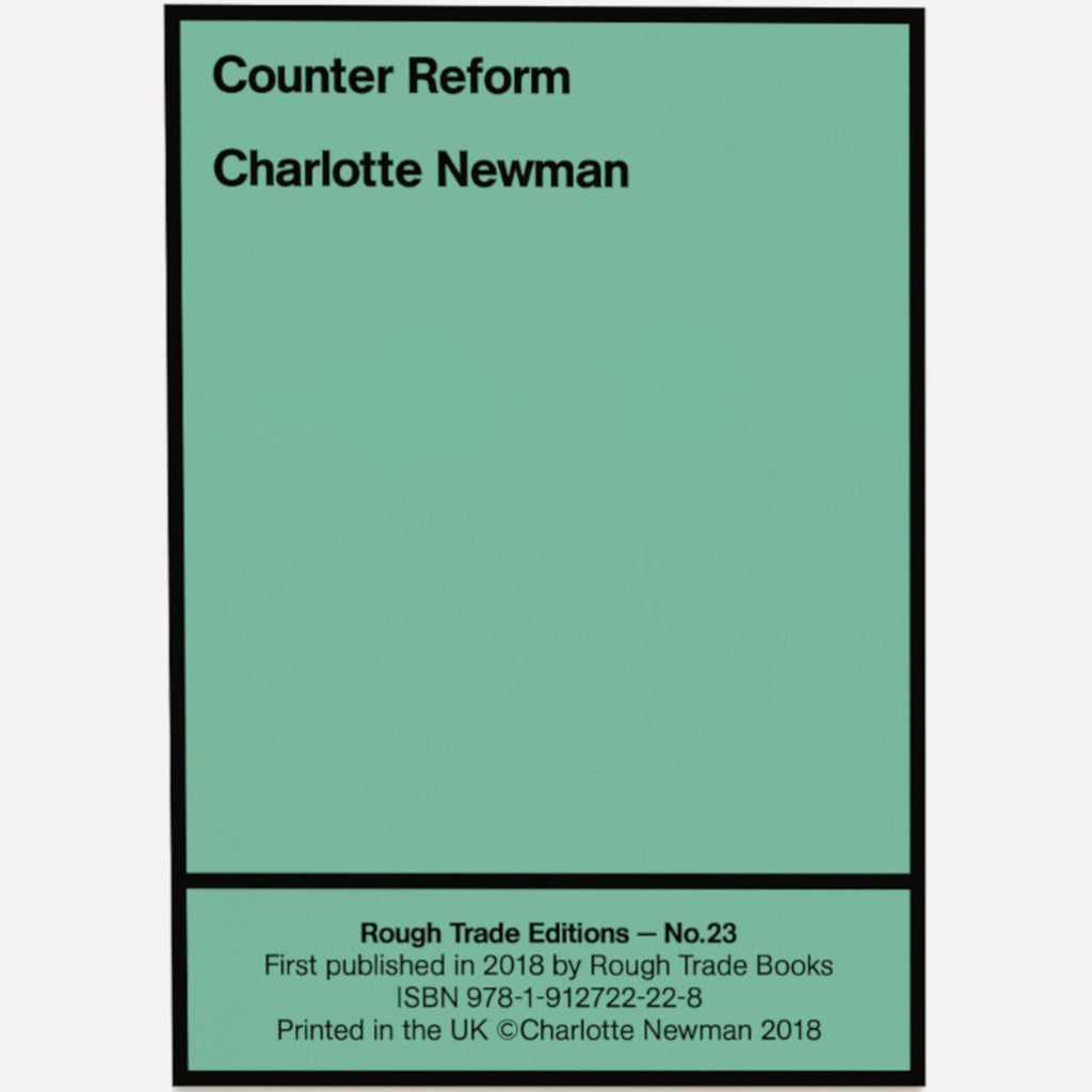 Charlotte Newman - Counter Reform