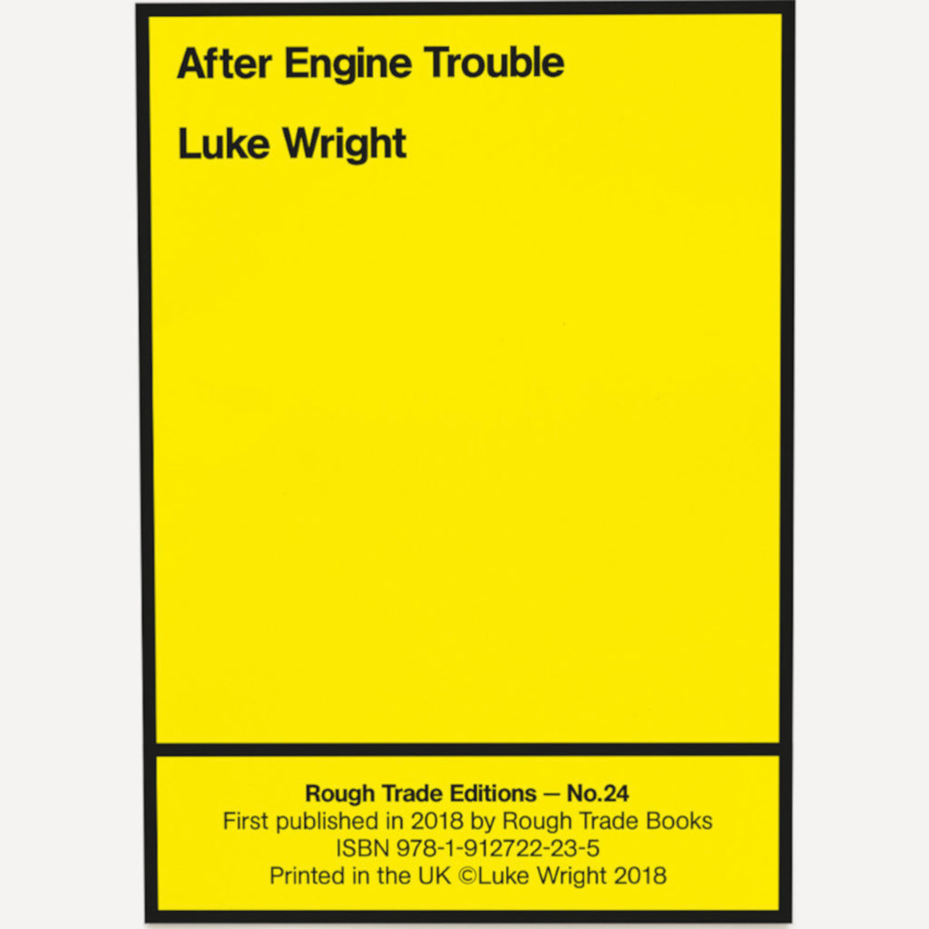 Luke Wright - After Engine Trouble