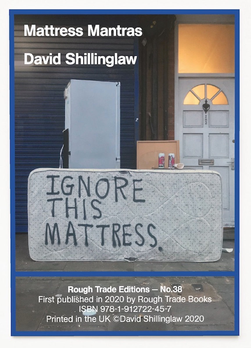 David Shillinglaw - Mattress Mantras