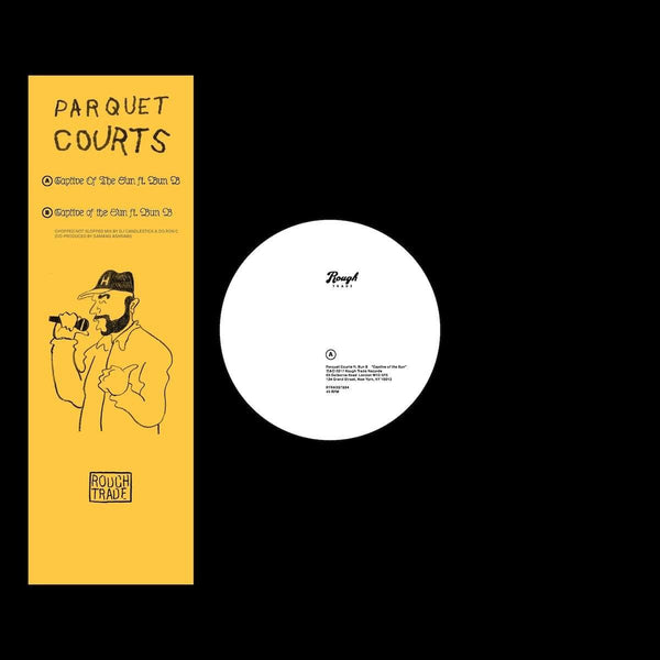 Parquet Courts - Captive of the Sun (feat. Bun B)