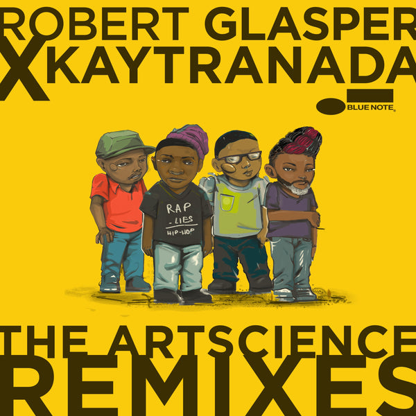 Robert Glasper Experiment - The ArtScience Remixes