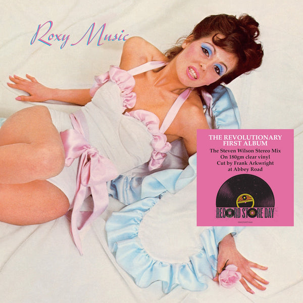 Roxy Music - Roxy Music: The Steven Wilson Stereo Mix