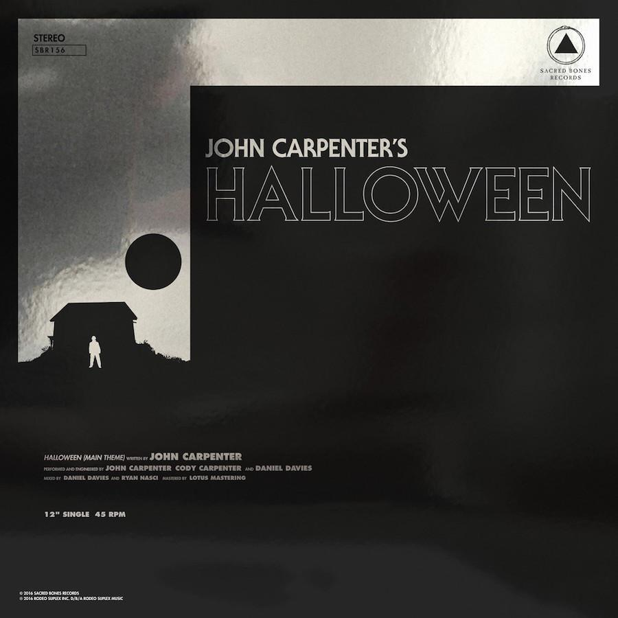 John Carpenter - Halloween / Escape from New York