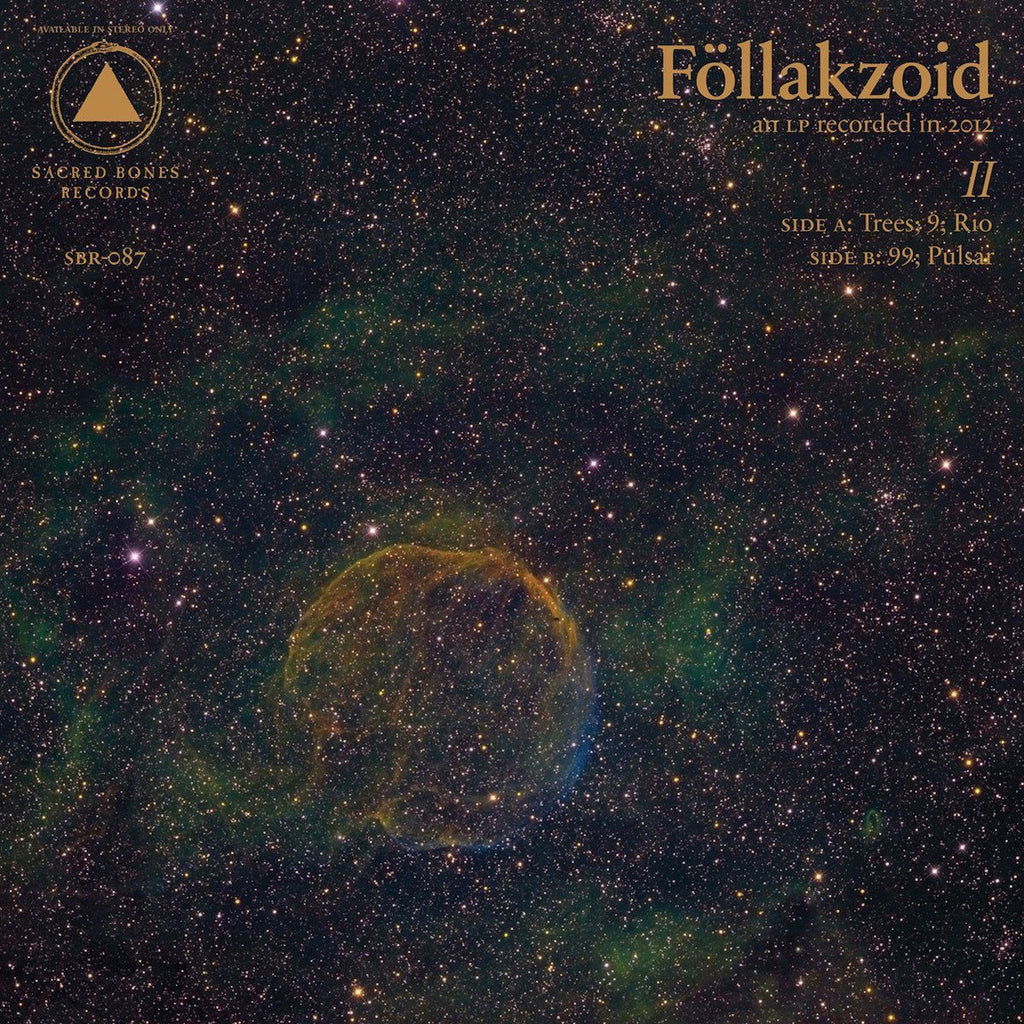 Föllakzoid - II (Anniversary Edition - Outer Space Vinyl) - Drift Records