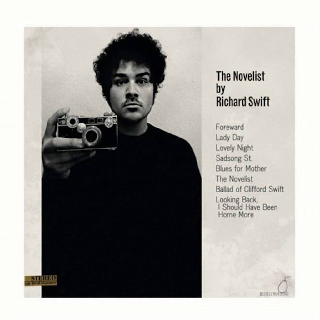 Richard Swift - The Novelist / Walking Without Effort