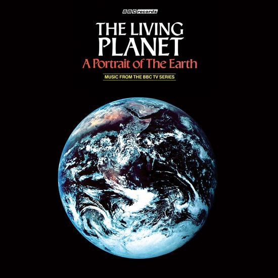 Elizabeth Parker - The Living Planet ~ A Portrait Of The Earth - Drift Records