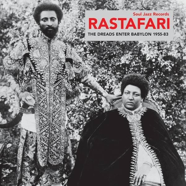 Soul Jazz Records Presents - Rastafari: The Dreads Enter Babylon 1955-83 - From Nyabinghi, Burro and Grounation to Roots and Revelation