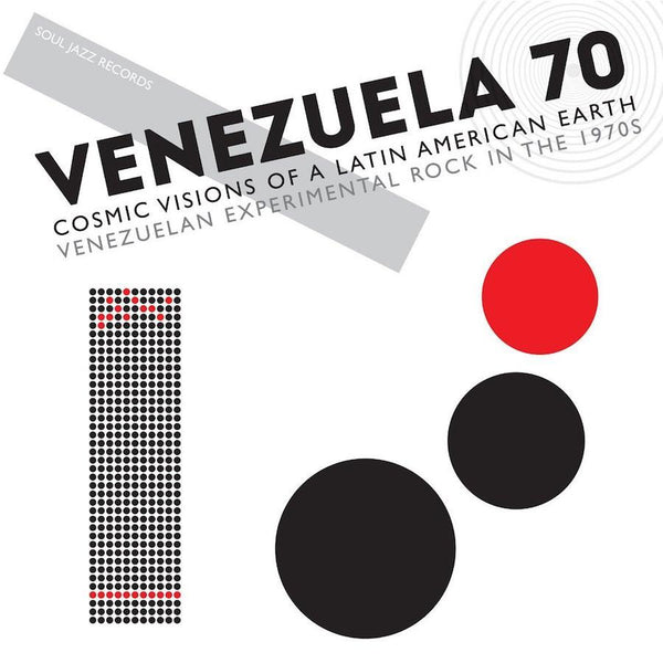 Venezuela 70: Cosmic Visions Of A Latin American Earth - Venezuelan Experimental Rock In The 1970s