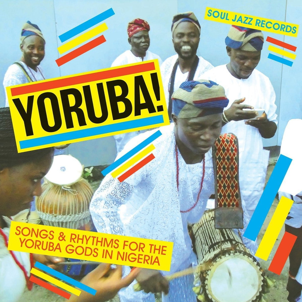 Konkere Beats - Soul Jazz Presents YORUBA! Songs and Rhythms for the Yoruba Gods in Nigeria