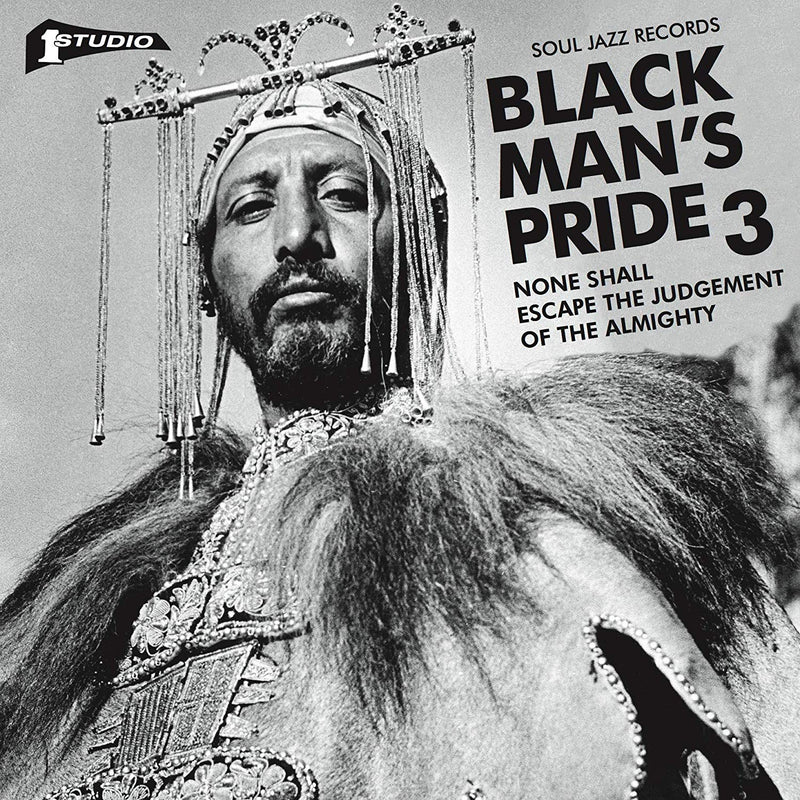 Various Artists - Soul Jazz Records Presents STUDIO ONE: Black Man's Pride 3: None Shall Escape The Judgement Of The Almighty