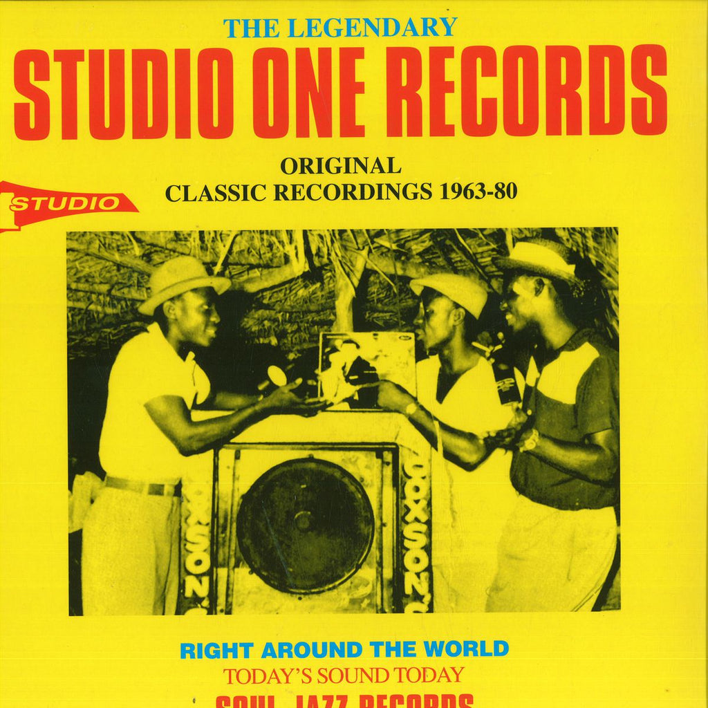 The Legendary Studio One Records - Original Classic Recordings 1963 - 1980