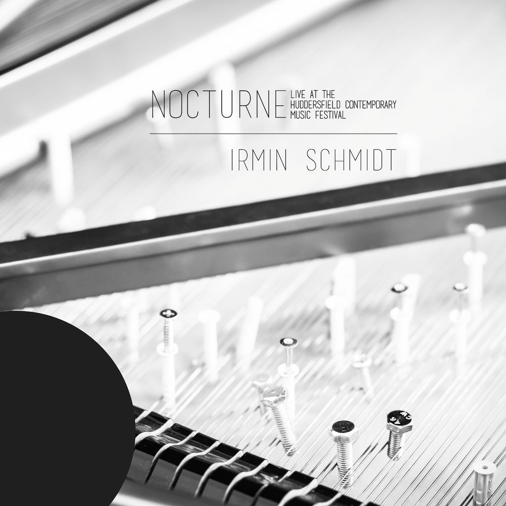 Irmin Schmidt - Nocturne [live at Huddersfield Contemporary Music Festival]