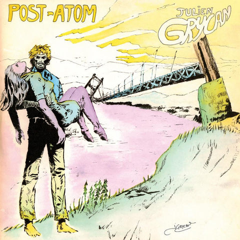 Julien Grycan - Post-Atom