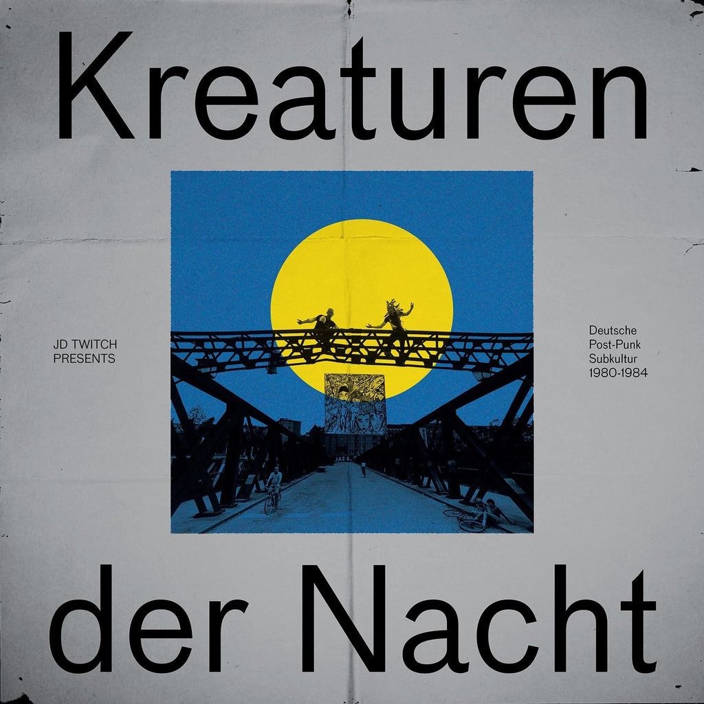 Various Artists - JD Twitch presents Kreaturen der Nacht