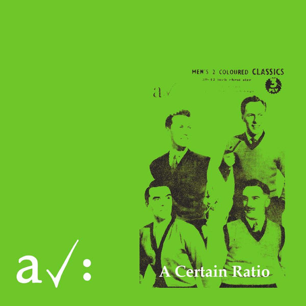 A Certain Ratio - The Graveyard And The Ballroom - Drift Records