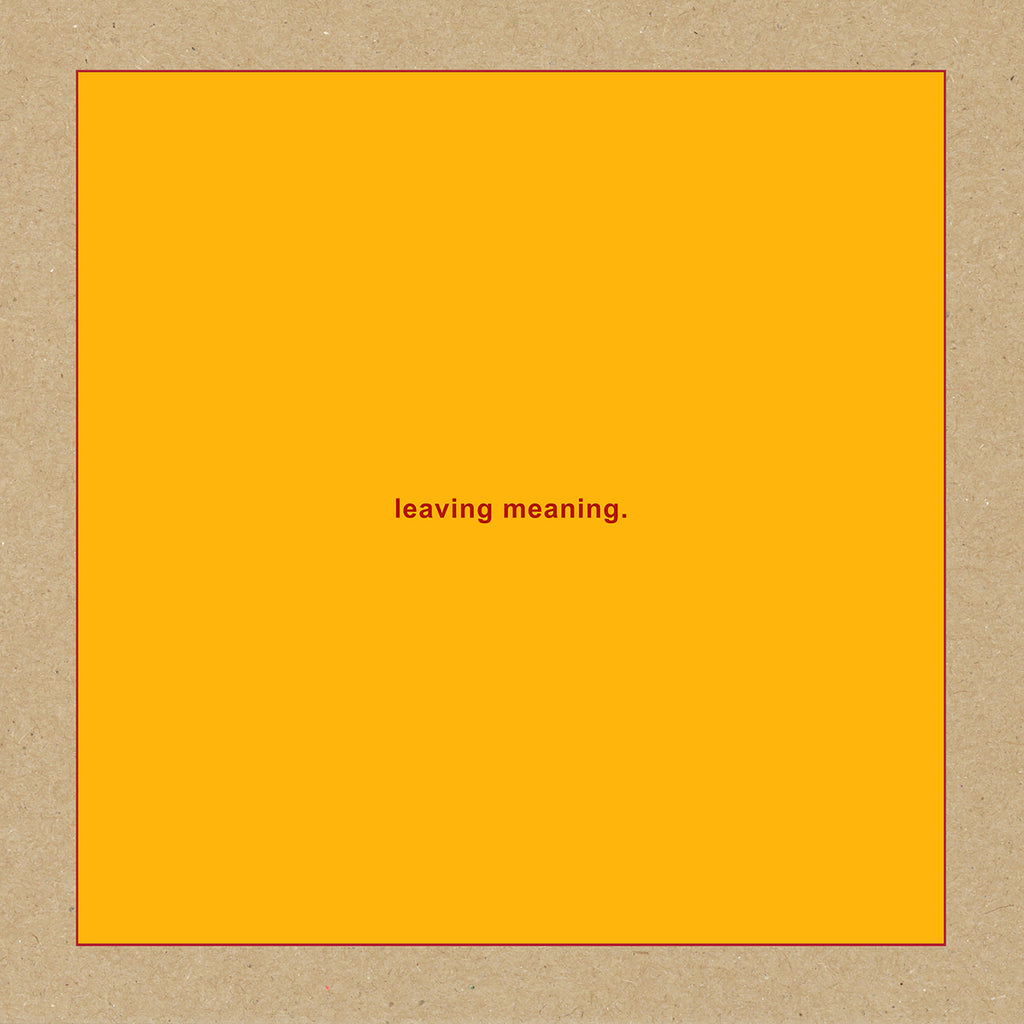 Swans - leaving meaning.