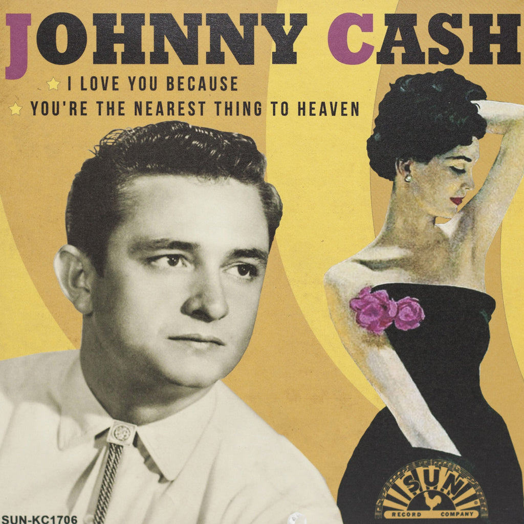 Johnny Cash - I Love You Because