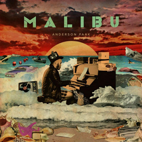 Anderson .Paak - Malibu - Drift Records