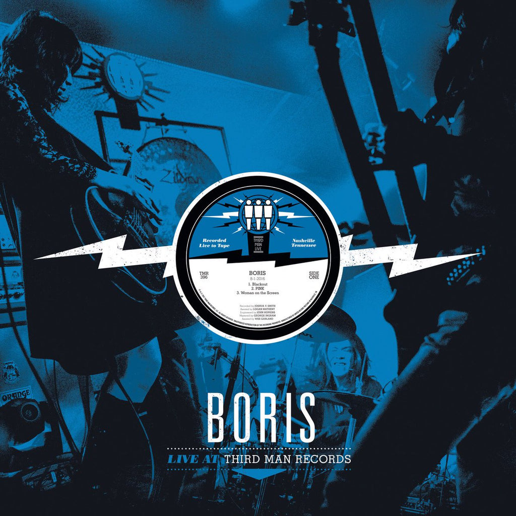 Boris - Live at Third Man Records - Drift Records