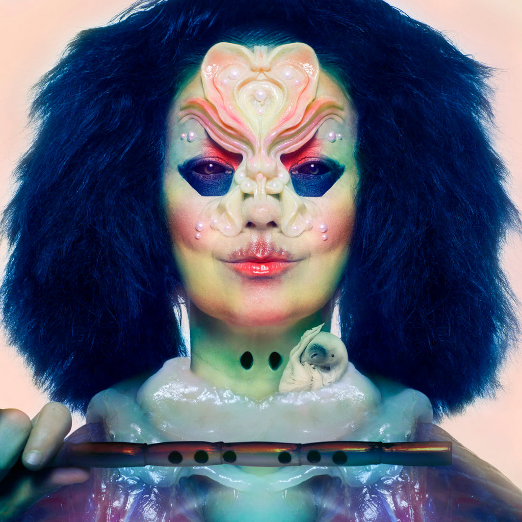 Björk - Utopia - Drift Records