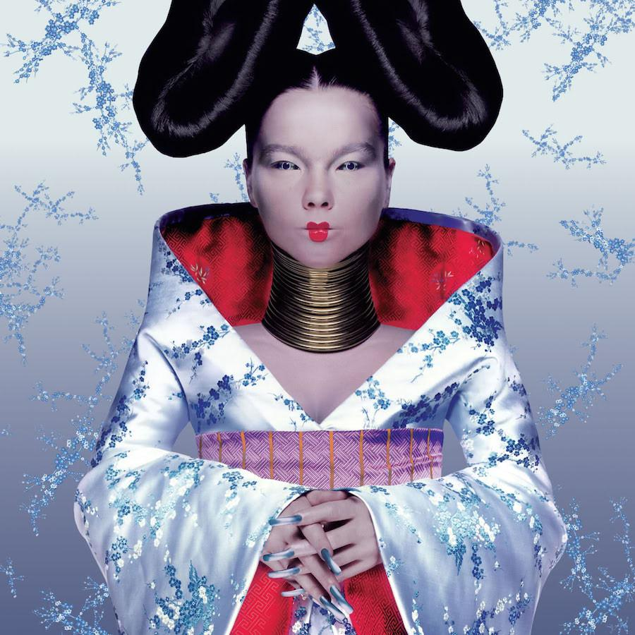 Björk - Homogenic - Drift Records