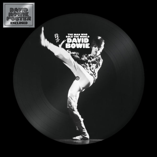 David Bowie - The Man Who Sold The World [Picture Disc]