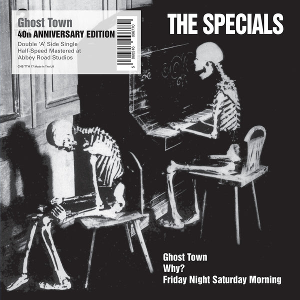 The Specials - Ghost Town [40th Anniversary Half Speed Master]