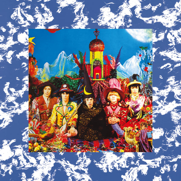 The Rolling Stones Their Satanic Majesties Request The